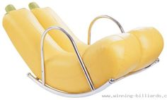 Banana sofa chair