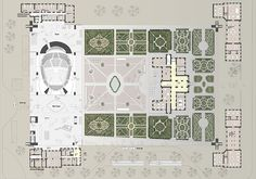 Gallery of Winner of the Sinfonia Varsovia Concert Hall Competition / Atelier Thomas Pucher - 19 Great Buildings And Structures, Modern Buildings, Modern Architecture, Dubai Skyscraper, Floating Wall, Concert Hall, Interior Design Inspiration, Competition, House Plans