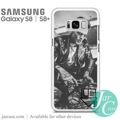 Jesse Rutherford the neighbourhood Phone Case for Samsung Galaxy S8 & S8 Plus