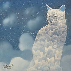 "Raphaël Vavasseur: ""The cat Serenity"""