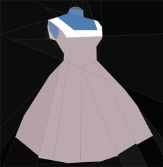 50's Dress 2 | Craftsy