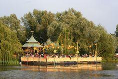 Pagoda Stage @ Secret Garden Party