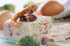 Deliciosa receta de pescados y mariscos. Pastel de pescado y marisco. Descubre cómo hacer esta receta económica, rápida y fácilPastel de pescado y marisco