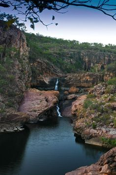Koolpin Gorge, Kakadu National Park,Northern Territory, Australia