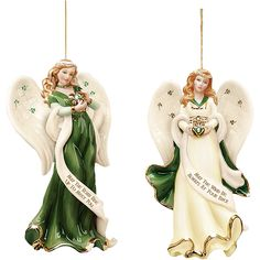 Irish angel Ornaments - Christmas Angel Ornaments-Leaflet Missal