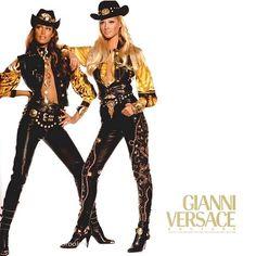 Versace fall 1992 Photographer Irving Penn Models Naomi Campbell, Helena Christensen, Yasmeen Ghauri, Claudia Schiffer, Christy Turlington