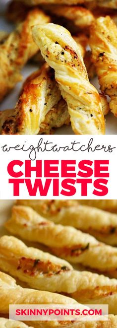Cheese Twists with only 1 weight watchers Smart Points
