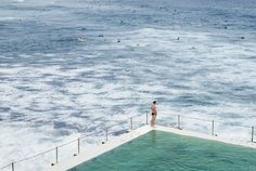 Untitled (Bondi Baths, Sydney, Australia) 2007