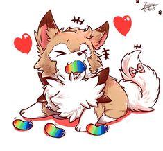 I will start posting normally again :) Rockruff Pokemon, Pokemon Comics, Cute Pokemon, Pikachu, Pokemon Stuff, Lugia, Manga Anime, Anime Furry, Pokemon Pictures