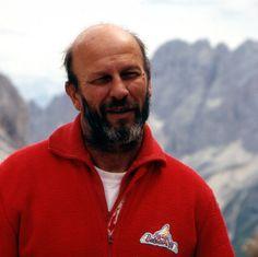 Sergio Rosi Rifugio Passo Principe #catinaccio #rifugitrentino