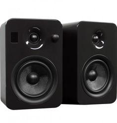 Kanto - YUMI Powered Bookshelf Speakers with Bluetooth Technology