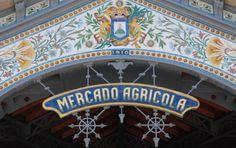 1910 Mercado Agrícola en el barrio Goes, Montevideo, Uruguay. (foto: D. Battiste)