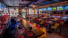 Lincoln Avenue Social a sports bar with 28 high definition televisions and incredible specials throughout the week. Join their rewards program here: https://www.springrewards.com/places/29236https://www.springrewards.com/places/29236