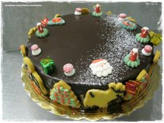 Una torta per Natale