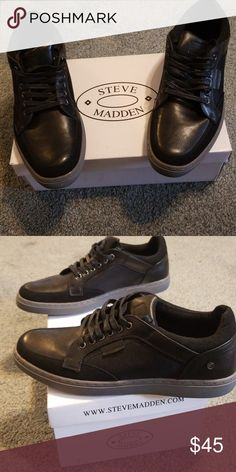 807d311894c Steve madden Gasper black Steve Madden Shoes Oxfords   Derbys