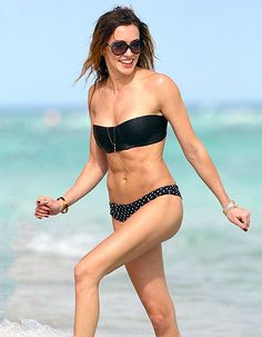 Katie Cassidy Reveals Her Rock-Hard Abs, Toned Bikini Body: Photos - Us Weekly