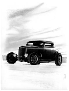 Drawing or photograph? http://www.myrideisme.com/Blog/car-drawings-or-photos-you-choose/