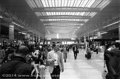 shanghai | railway station