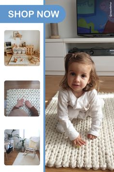 Our Kalim rug is a high quality braided wool rug that's made from 100% wool in India. It is such a treat for the eyes & the senses, you and your kids will love the feel of it under your hands and feet. Perfect for your nursery, kids room or playroom, this rug is gender neutral with it's pretty cream colour and will go well with any nursery theme or design aesthetic. It's also durable and will last you for years to come while completely transforming any room. Your kids will love playing on it. Braided Wool Rug, Cream Colour, Wool Rugs, Nursery Neutral, Nursery Themes, Gender Neutral, Playroom, Kids Room, Modern Design