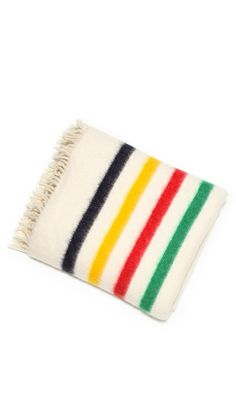 Doesn't get anymore classic than this... Hudson Bay Co. Blanket