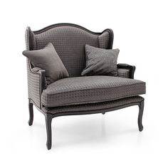 FRENCH PARLOUR STYLE WING BACK UPHOLSTERED EXTRA WIDE LOUNGE ARMCHAIR - FUR-FRANW Cost pound 645 00 plus 6 5m fabric The picture illustrates the