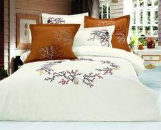 Купить постельное белье GREENVILLE 1,5-сп от производителя KingSilk (Китай)