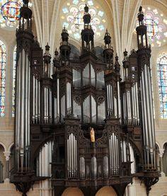 Cathédrale Notre-Dame de Chartres (Eure-et-Loir) Dimanche