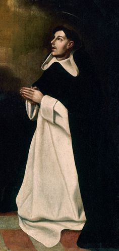 Santo Tomás de Aquino (Francisco de Zurbarán, Colección privada, Madrid)