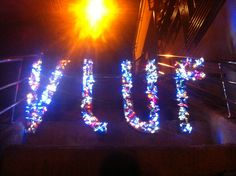 """V.L.U.F"" Garage Party Vol.3     http://www.facebook.com/vlufparty"