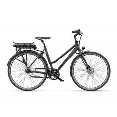 Elektryczny Rower Miejski Damski Batavus  Stratos E-gor. Połączenie klasyki z nowoczesnością, przy zachowaniu doskonałej jakości wykonania. Idealny w mieście i na dłuższe trasy. http://damelo.pl/damskie-rowery-miejskie-elektryczne/397-elektryczny-rower-miejski-damski-batavus-stratos-e-gor.html