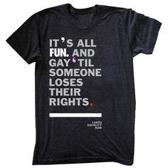 Fun Lgbt Shirt fueled-by-ramen-wishlist