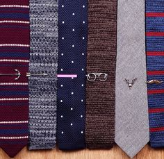 The Tiny And Sophisticated Tie Pin is part of Mens fashion - Tie pin is the best friend of your time This is the vintage style statement that has thankfully returned to the fashion world and with a bang Today's Fashion Trends, Mens Fashion, Fashion Terms, Fashion Updates, Looks Style, My Style, Club Of Gents, Knit Tie, Wool Tie