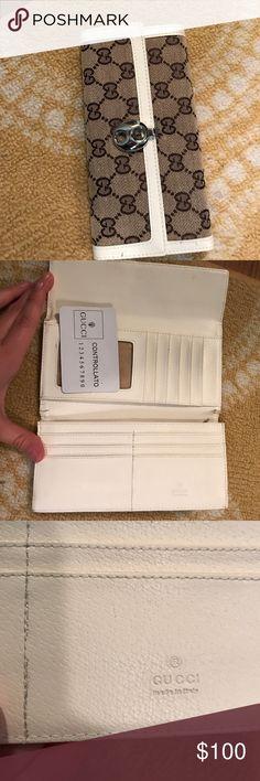 Authentic Gucci Wallet Gucci Wallet Gucci Bags Wallets