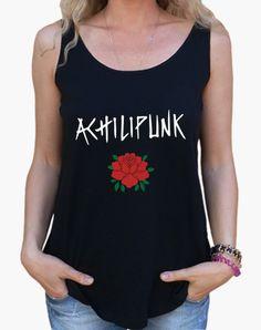 Camiseta chica Achilipunk