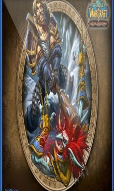 Fondo world of warcraft 08 hc para celular