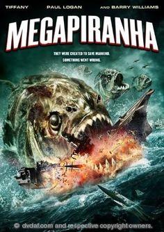 Megapiranha on 6-24-2013