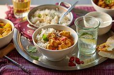 Chicken bhuna   Tesco Real Food