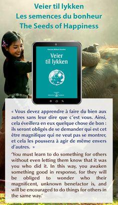 """Norvège - Nouveau livre électronique : """"Les semences du bonheur"""" / Norway - New eBook: 'The Seeds of Happiness' Version papier / Paper version: Norsk: http://www.prosveta.no/nordiske/izvor-nordisk Français : http://www.prosveta.com/api/product/P0231FR English: http://www.prosveta.com/api/product/P0231AN"""