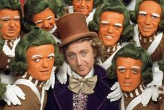 11 Wonderful Words from 'Willy Wonka and the Chocolate Factory' | Mental Floss
