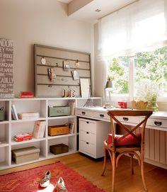 Tres dormitorios con soluciones geniales · ElMueble.com · Especiales