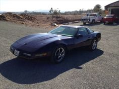 Used Chevrolet Corvette Cars [Automobiles] with transmission Unspecified and miles 112000