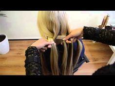 5 strengen vlecht- Leer vlechten met 5 strengen! - YouTube