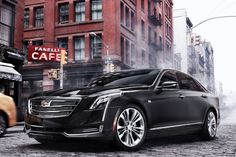 New range includes CT6 starting at $53,495; CT6 platinum priced from $83,465. Cadillac extends the top of its range with the 2016 Cadillac Touring 6 sedan,