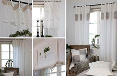 Závěsy ve vaší jídelně, ložnici nebo obývacím pokoji | Styl a Interier Stylus, Textiles, Windows, Curtains, Home Decor, Insulated Curtains, Homemade Home Decor, Blinds, Style