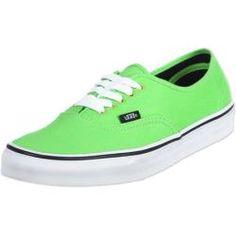 Vans Authentic calzado verde