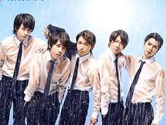 あたらしあらし。 Japanese Boy, My Sunshine, Boy Bands, Handsome, Winter Jackets, Guys, Concert, Sexy, Group