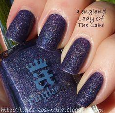 Tines Kosmetikblog: a england Lady Of The Lake