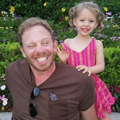 LOL! Ian Ziering reveals his daughter's first three-syllable word -- and it's a laugh!