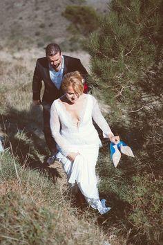 Hilda & Frank  #symbolicceremony #venuescapri