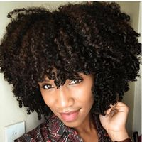 Try this Fantastic Curly Fro on natural hair for a steps on how to achieve a voluminous defined style Natural Hair Updo, Natural Hair Styles, Afro, Different Curls, Curly Fro, Natural Hair Accessories, Curly Hair Routine, Hair Affair, Big Hair
